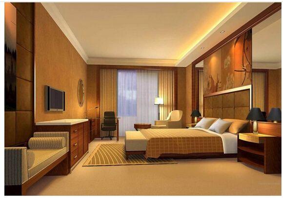 现代中式的酒店家具现在都很是流行的