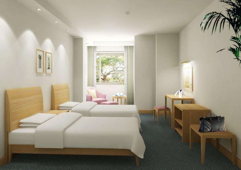 酒店套房家具室内装修中如何选择装修公司?