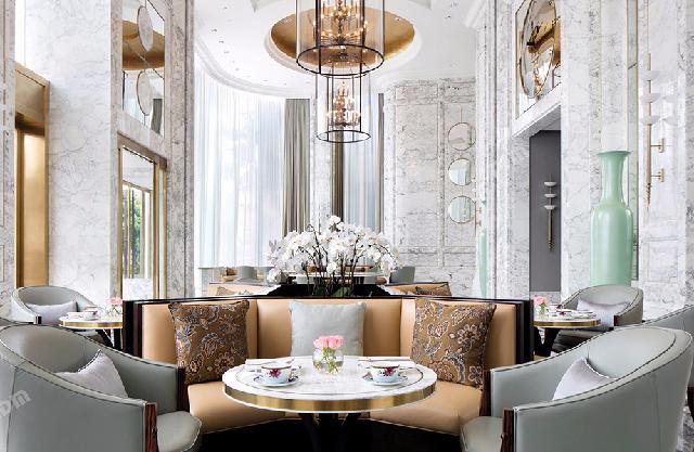 美学元素让酒店家具摆放更完美