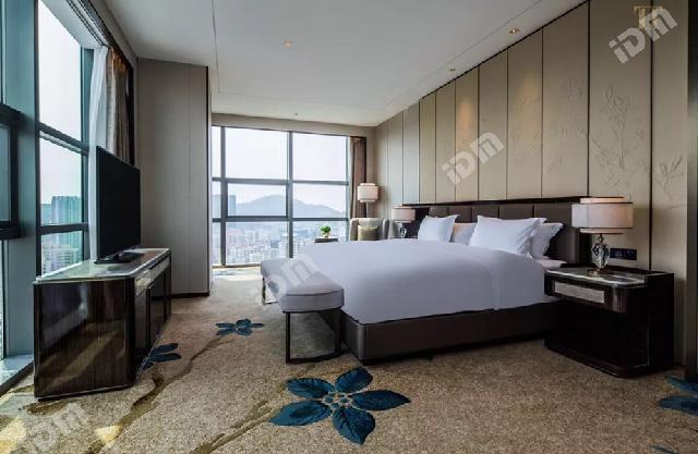 酒店客房家具:酒店衣柜定制的黄金尺寸