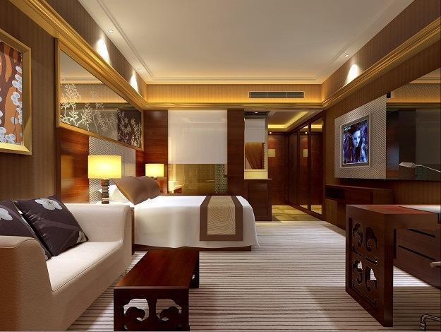 酒店家具,其关键是表面的面板挑选