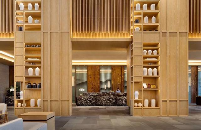 酒店家具木饰面的收口工艺分析
